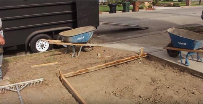 Concrete Services - Concrete Driveway Houston