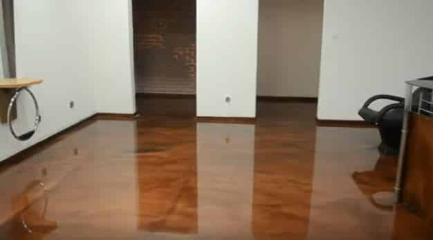 Concrete Services - Epoxy Flooring University Oaks
