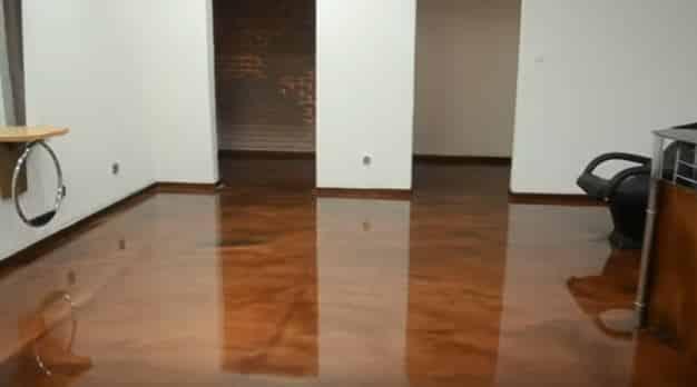 Concrete Services - Epoxy Flooring Houston
